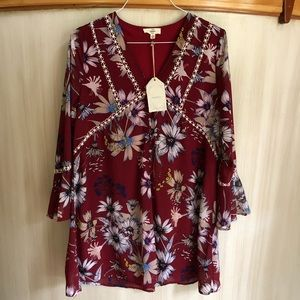 Entro Fall Dress NWT
